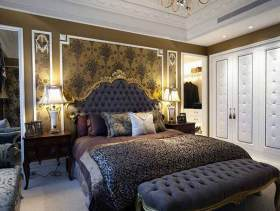 2015欧式卧室装修设计图