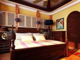 2015年美式卧室装修效果图