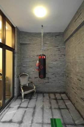 现代房屋一角装修案例