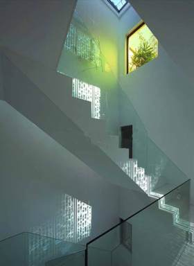 中式简约楼梯设计