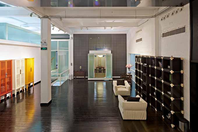 清新可爱简约风格客厅装修效果图