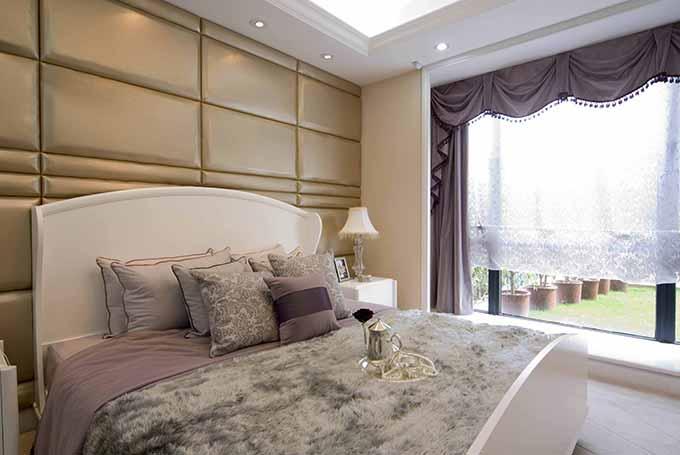 欧式卧室装潢设计