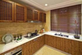 别致中式厨房设计