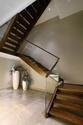 中式风格楼梯装修效果图