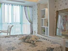 浪漫欧式卧室装潢设计