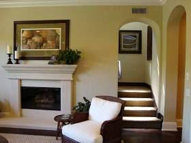 田园精致楼梯设计