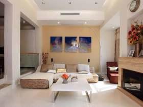 艺术个性风格简约美式设计别墅装潢案例欣赏