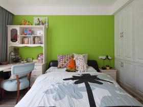 清新活泼儿童房装修设计