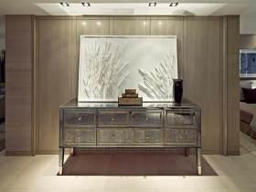 艺术时尚新古典风格三居装潢案例