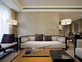 古朴惬意新中式别墅装修设计欣赏