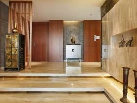 130方品质新古典二居装修案例
