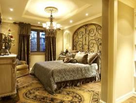 豪华欧式风格别墅装修案例欣赏