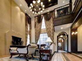 奢华古典雅致美式混搭风格别墅设计