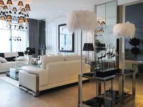 118平米现代风格二室一厅装修设计案例