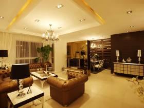 98平方现代简欧二居装饰案例欣赏