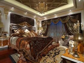 欧式轻古典三室二厅装修案例欣赏