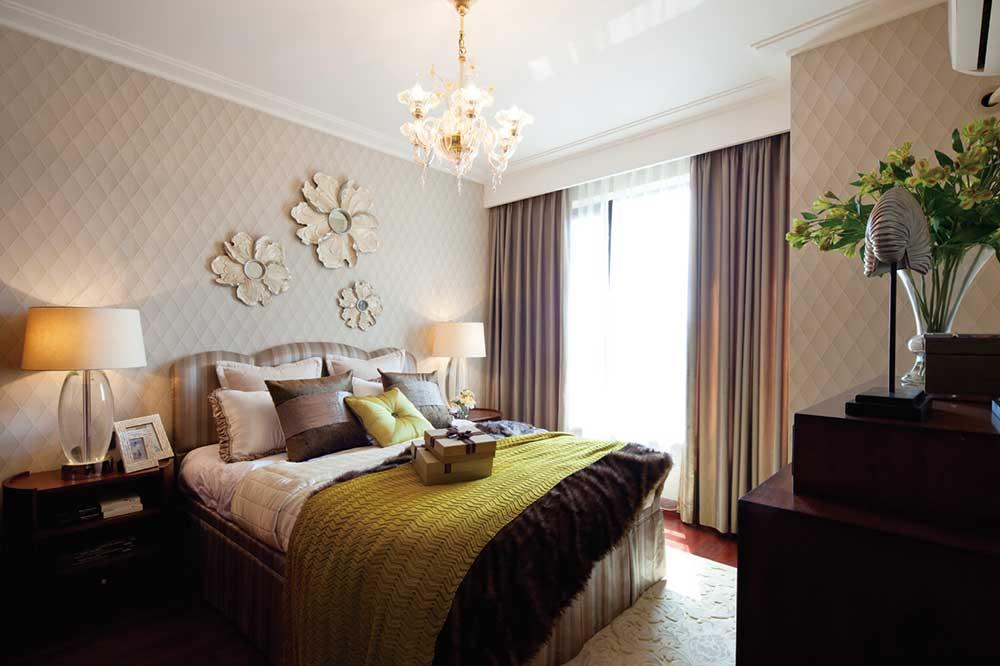 优雅欧式风格三居室