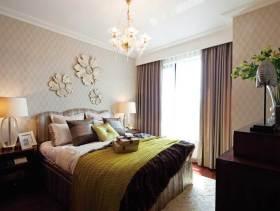 精致优雅欧式风格三居室装潢设计