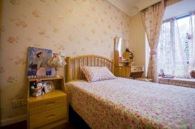 2016米色田园儿童房装饰案例