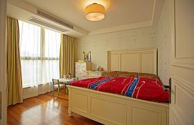 美式风格童趣创意儿童房装修效果图片