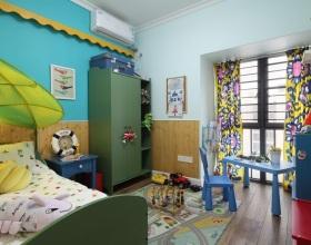 混搭儿童房装修设计图