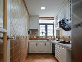 2016简欧风格米色厨房设计案例