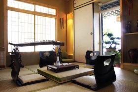 经典中式风格雅致榻榻米装修设计