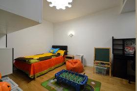 现代风格儿童房装修设计图欣赏