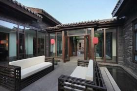 中式雅致庭院设计图片
