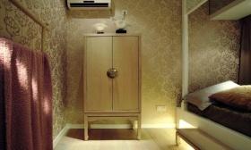 别致中式风格卧室收纳柜设计赏析