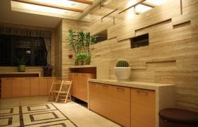 米色现代收纳柜设计欣赏