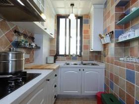 个性实用美式风格厨房美图