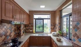 中式雅致厨房设计欣赏