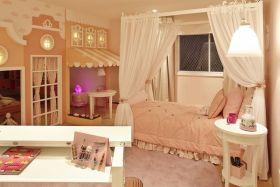 新古典温馨儿童房装饰案例