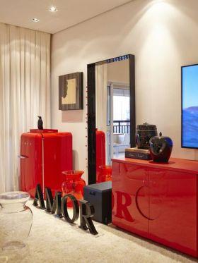 新古典风格摩登时尚红色装饰品设计赏析