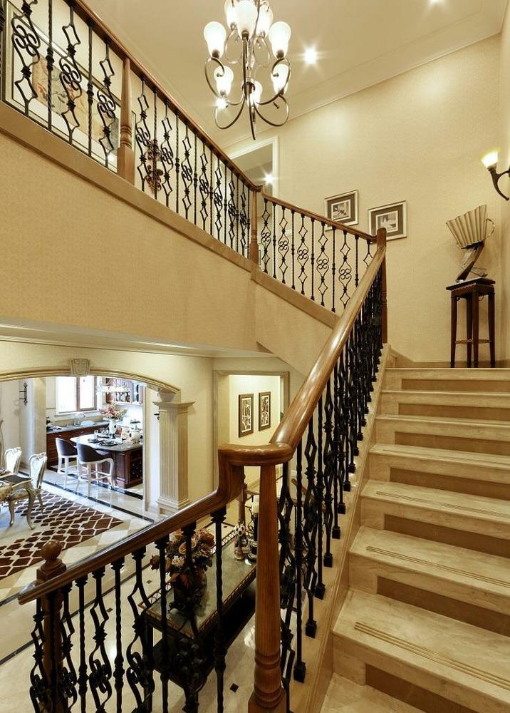 欧式风格楼梯装修设计