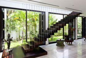 2016简约风格楼梯装修设计