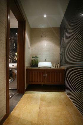 东南亚风格卫生间装修图片