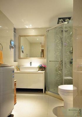 精致清新宜家风格卫生间装潢装饰案例