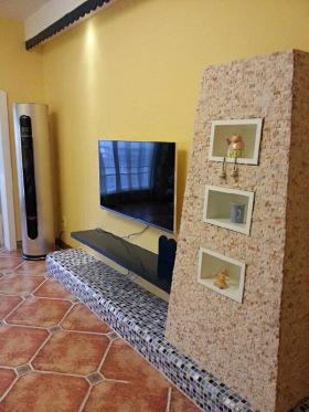 地中海风格电视背景墙装修效果图赏析