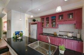 宜家风格厨房装潢设计