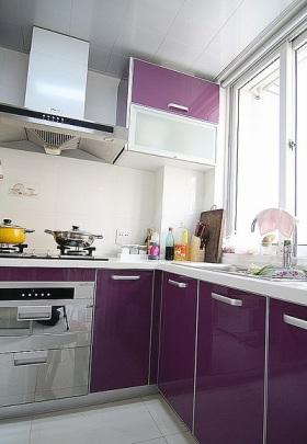 现代风格厨房设计装潢