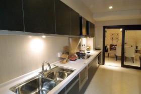 中式风格厨房装修图片