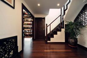 中式风格雅致楼梯图片欣赏