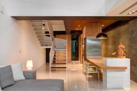 极致现代楼梯装修效果图片