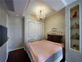 2016米色欧式卧房装修美图欣赏