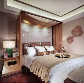 东南亚风格温馨卧室设计赏析