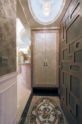 新古典米色玄关装潢案例