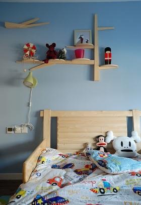 宜家风格儿童房装修设计图