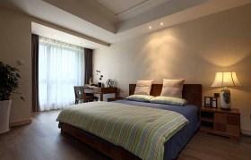 东南亚风格清爽温馨卧室美图